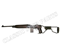"M1A1 Carbine folding ""AIRBORNE"" Aged patina with ordnance stamp (Replica)"